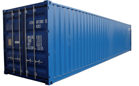 40 fu lagercontainer a1 container. Black Bedroom Furniture Sets. Home Design Ideas