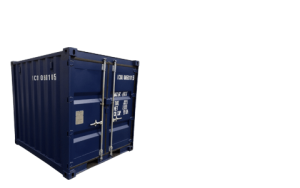 8 Fuß Container (Lagercontainer)