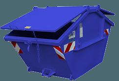 Minimulde Deckel- Mini Container