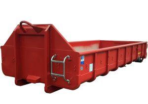 Normbehälter Abrollcontainer nach DIN 30722-1 und DIN 30722-2