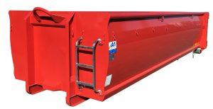 ECOLINE 20m³ spantenfreier Abrollcontainernach DIN 30722-1