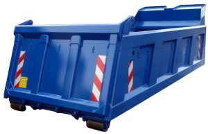 Sonderbehälter Abrollcontainer nach DIN 30722-1